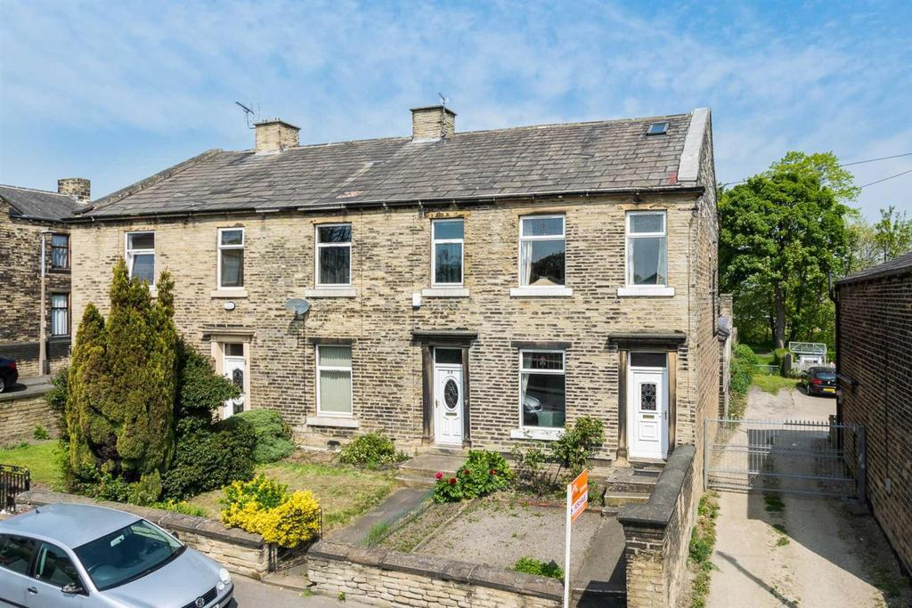 2 Bedrooms End Of Terrace House for sale in Whitcliffe Road, Cleckheaton