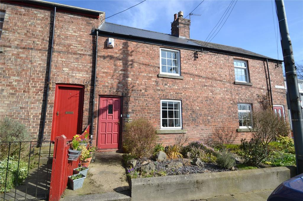 2 Bedrooms Terraced House for sale in The Village, Castle Eden, Hartlepool, TS27
