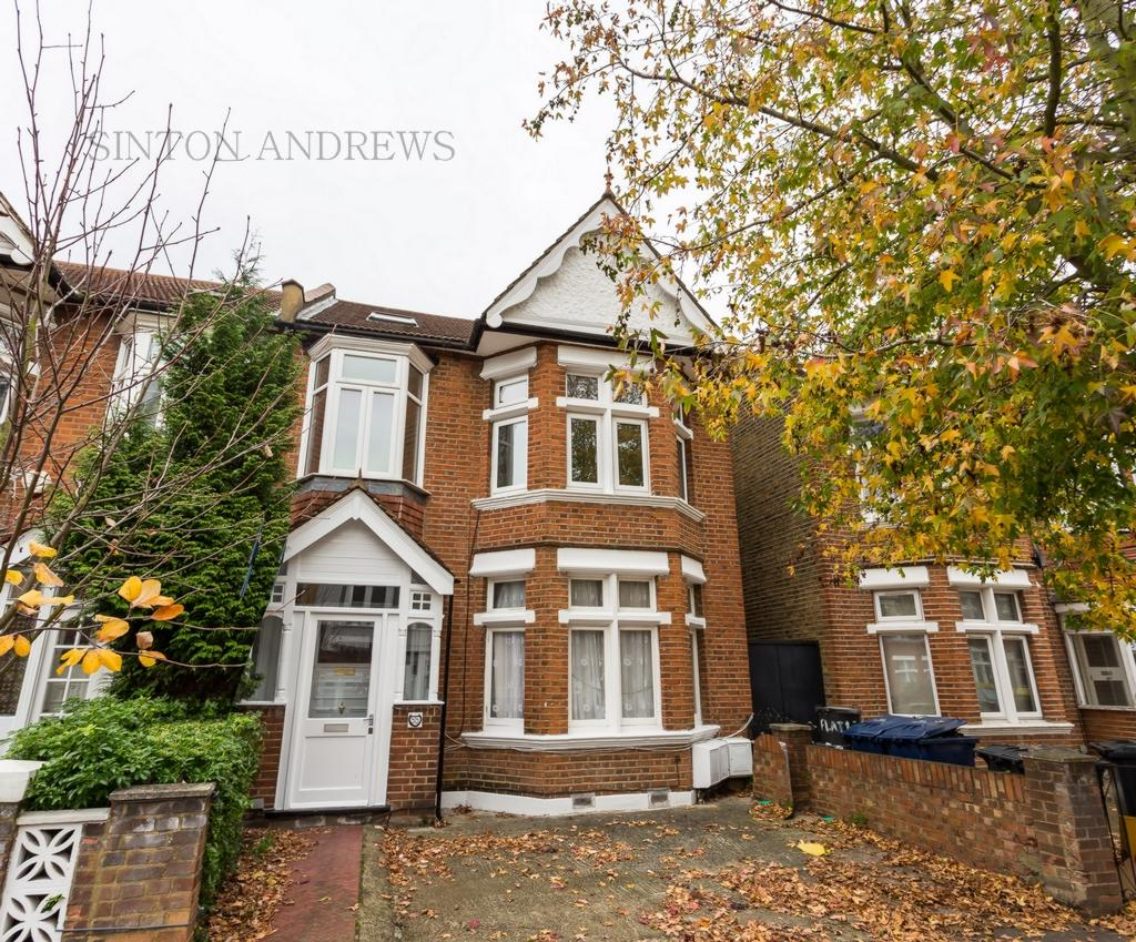 2 Bedrooms Flat for sale in Craven Avenue, Ealing, W5
