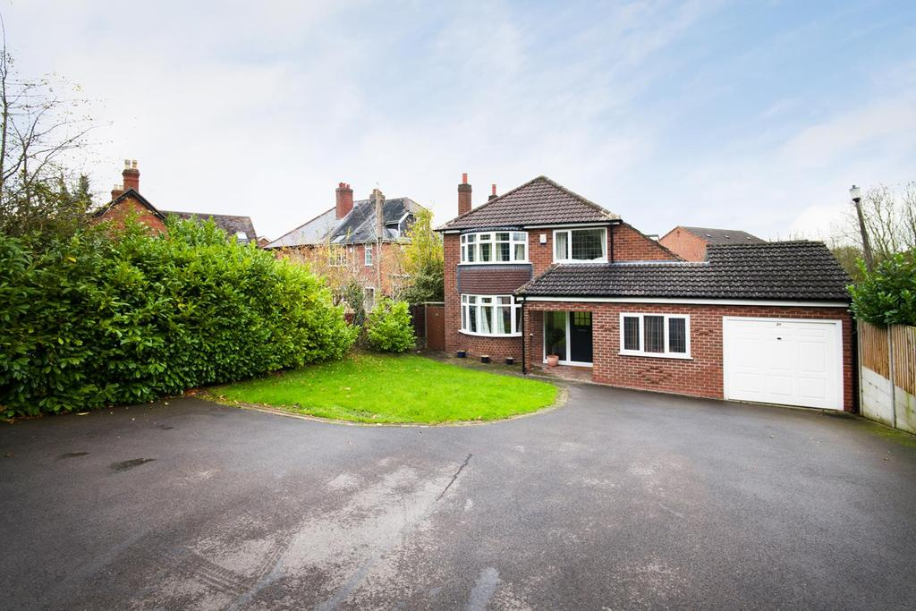 3 Bedrooms Detached House for sale in Swan Street, Alvechurch, Birmingham