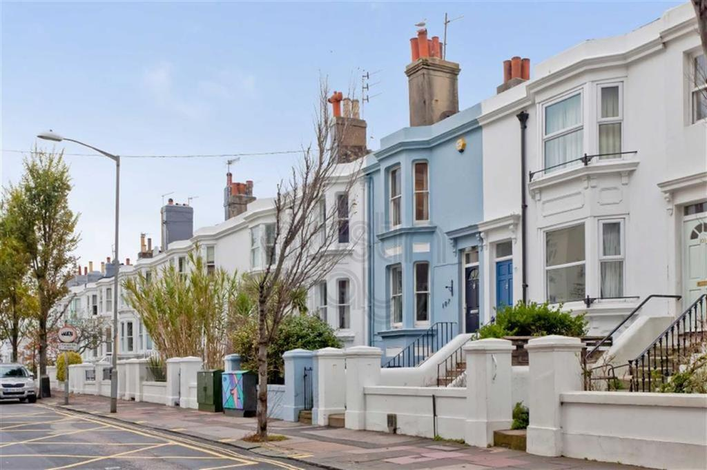 3 Bedrooms House for sale in Upper North Street, Brighton