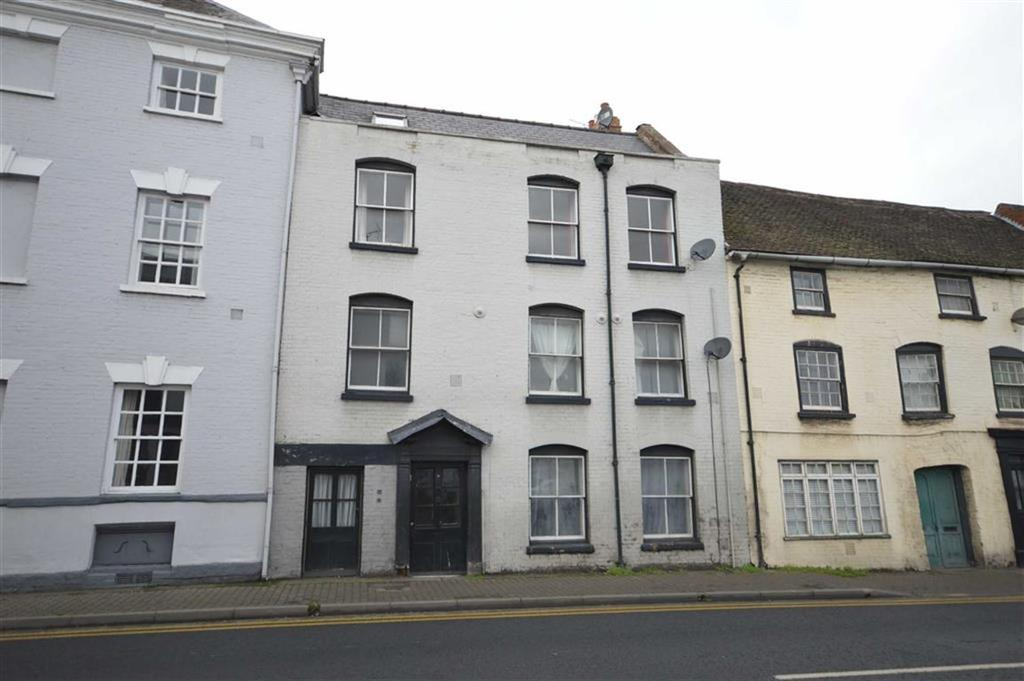 2 Bedrooms Flat for sale in 31a, Broad Street, Leominster, Herefordshire, HR6