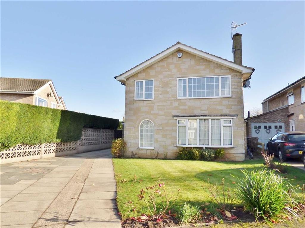 4 Bedrooms Detached House for sale in Beagle Spinney, Stamford Bridge