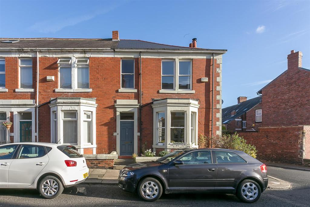 2 Bedrooms End Of Terrace House for sale in Curtis Road, Newcastle upon Tyne