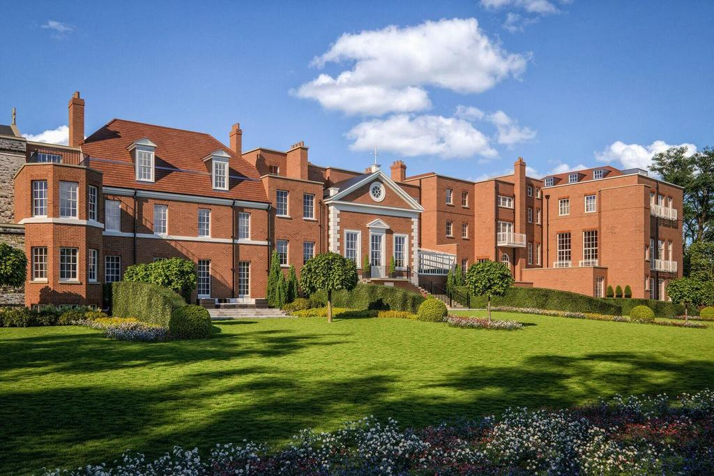 2 Bedrooms Apartment Flat for sale in Rosary Manor, NW7