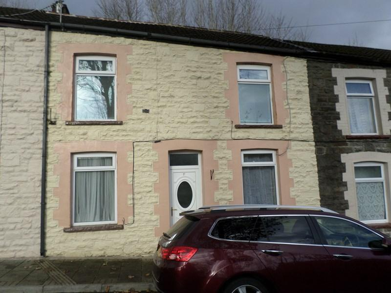 2 Bedrooms Terraced House for rent in Brynbedw Road, Ferndale
