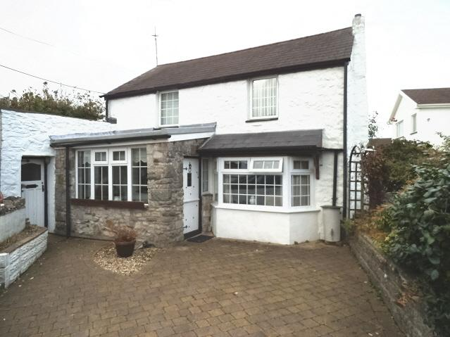 2 Bedrooms Semi Detached House for sale in 19 High Street, Laleston, Bridgend CF32