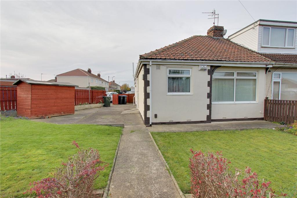 2 Bedrooms Semi Detached Bungalow
