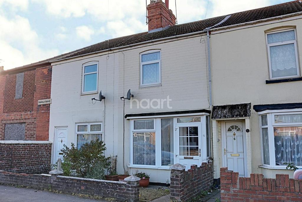 2 Bedrooms Terraced House for sale in Granville Terrace, Sutton Bridge