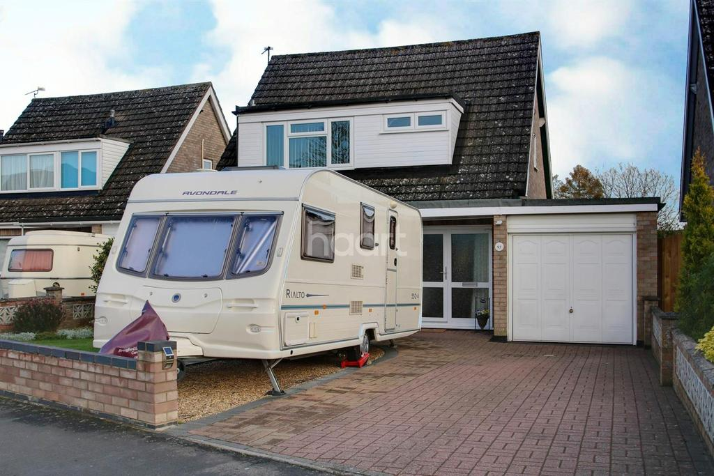 3 Bedrooms Detached House for sale in Highlands, Thetford
