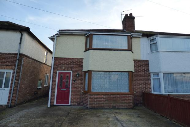 2 Bedrooms Semi Detached House for sale in George Avenue, Skegness, PE25