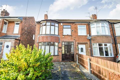 3 bedroom end of terrace house for sale - Westfield Road, Hull, HU4