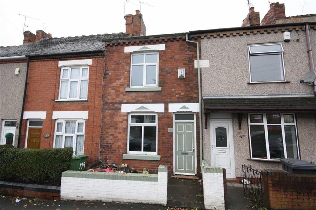 2 Bedrooms Terraced House for sale in Bucks Hill, Stockingford, Nuneaton