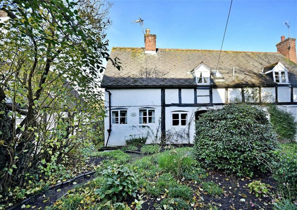 2 Bedrooms Cottage House for sale in The Cottage, Stableford, Bridgnorth, Shropshire, WV15
