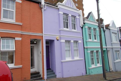 4 bedroom terraced house to rent - Blaker Street, BRIGHTON