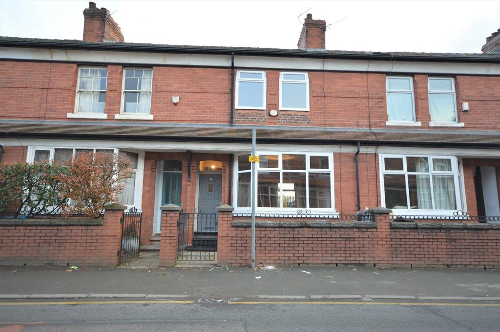4 Bedrooms Terraced House for sale in Cromwell Grove, Levenshulme