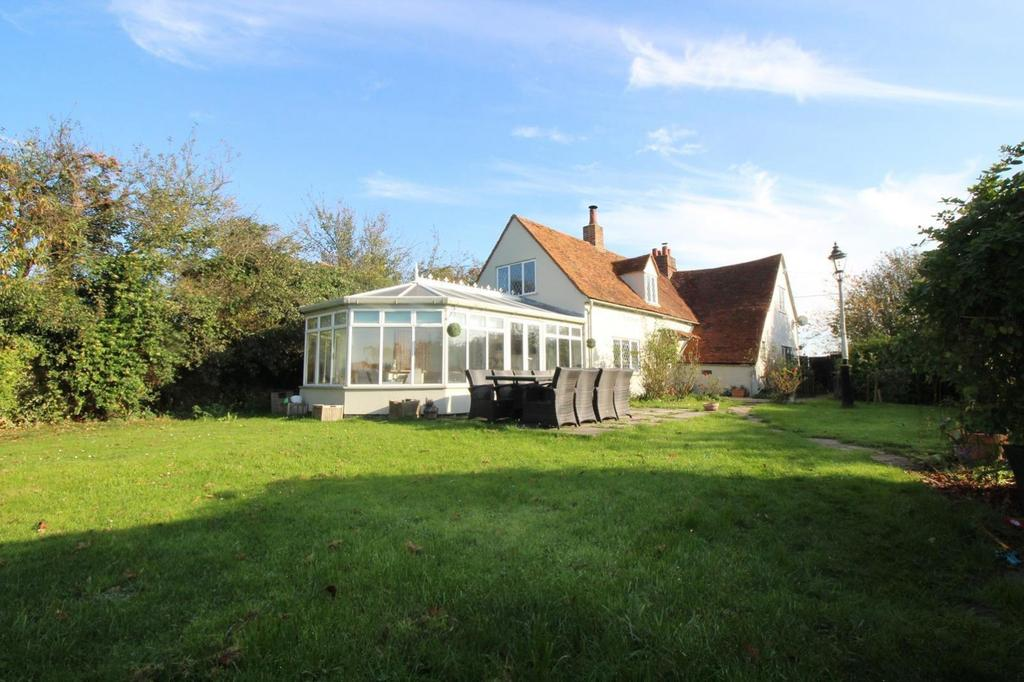 3 Bedrooms Cottage House for sale in Colchester Road, Langenhoe, Colchester, Essex, CO5