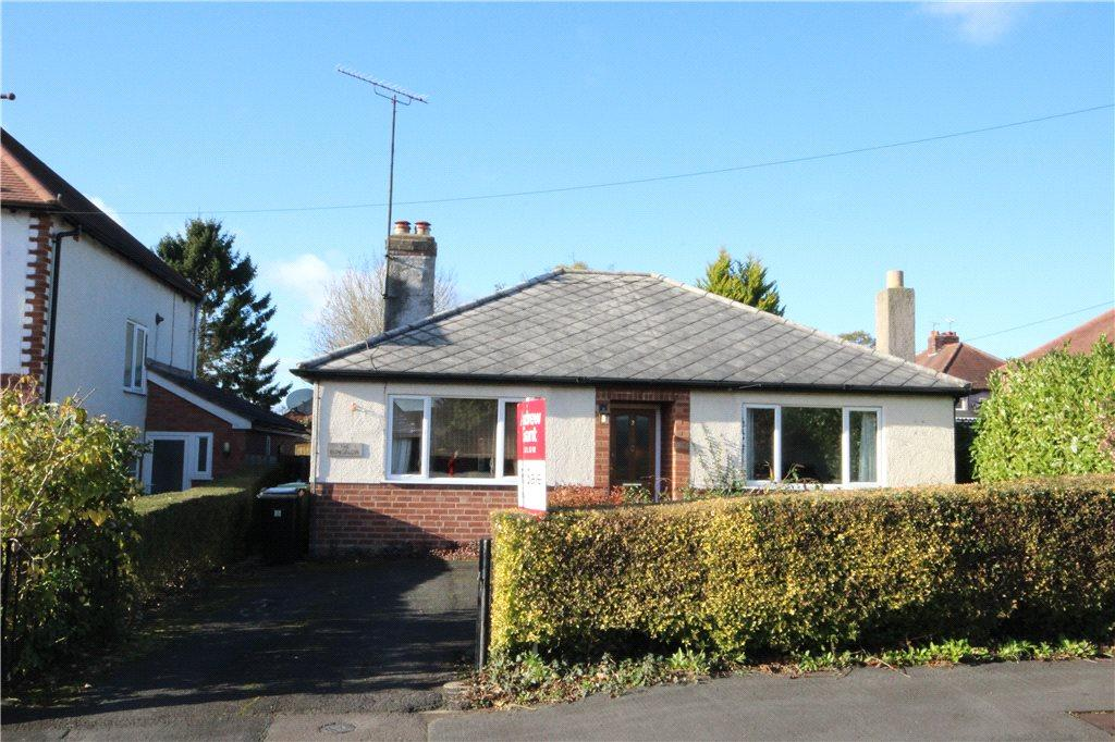 3 Bedrooms Detached Bungalow for sale in Livesey Avenue, Ludlow, Shropshire, SY8
