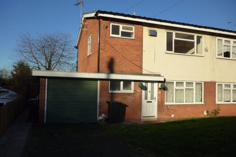 1 bedroom flat for sale - HARLSTONES CLOSE, AMBLECOTE, STOURBRIDGE DY8