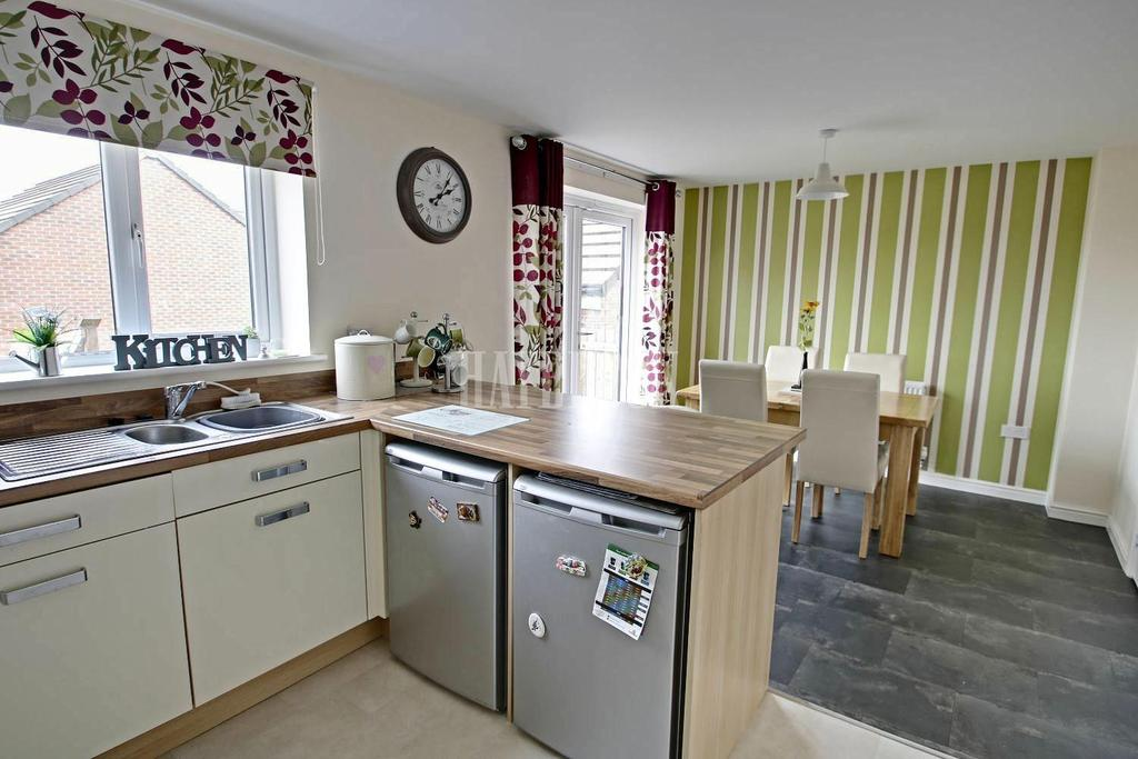 4 Bedrooms Detached House for sale in John Street Way, Wombwell