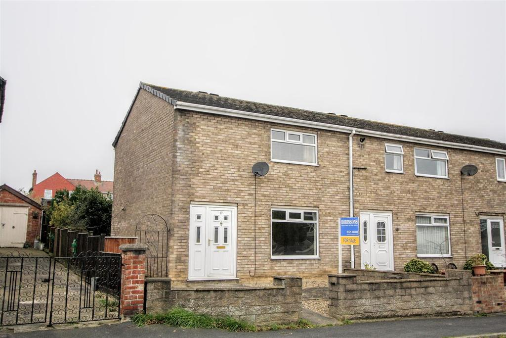 2 Bedrooms End Of Terrace House for sale in Fourth Avenue, Catterick Garrison
