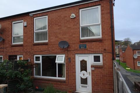 3 bedroom terraced house to rent - Addy Close, Upperthorpe, Sheffield, S6 3GS