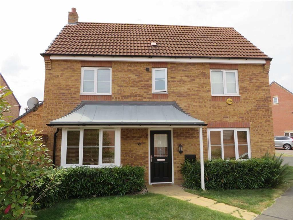 3 Bedrooms Link Detached House for sale in Stackyard Close, Leicester