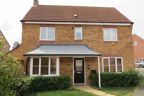 3 bedroom link detached house for sale - Stackyard Close, Leicester