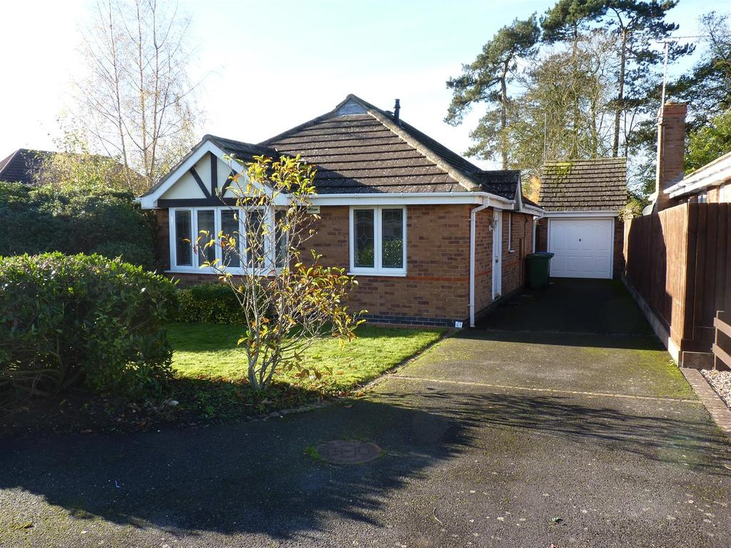 2 Bedrooms Detached Bungalow for sale in Kingston Way, Market Harborough