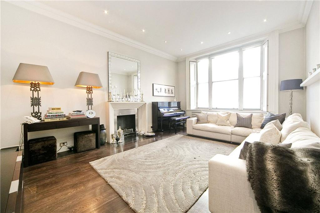 3 Bedrooms Flat for sale in Strathearn Place, London, W2
