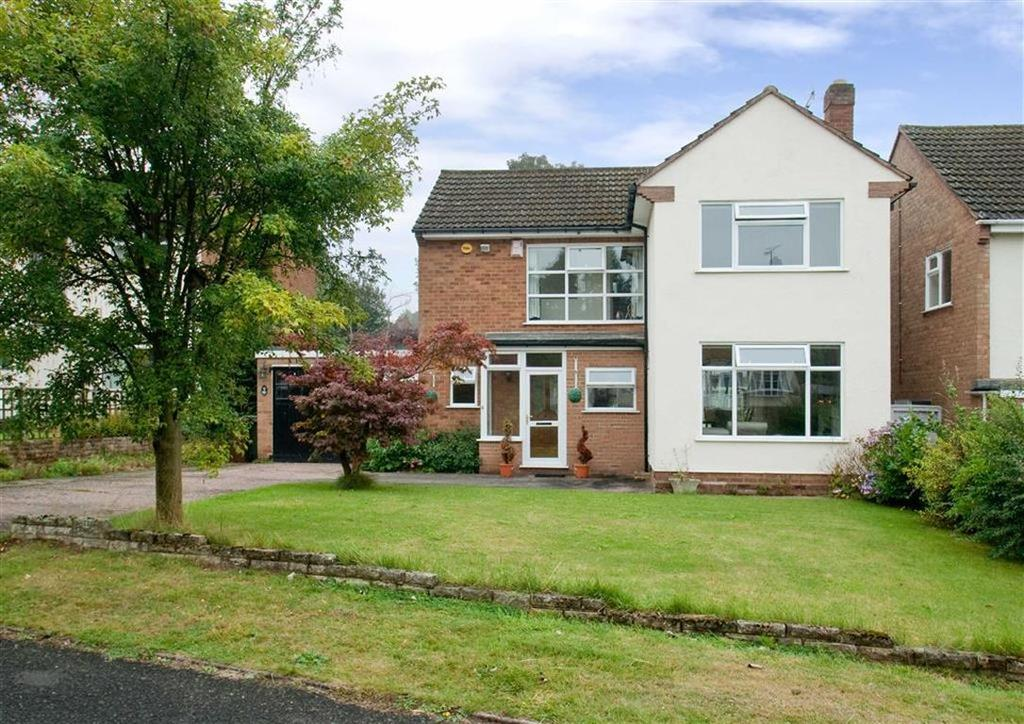 3 Bedrooms Detached House for sale in 9, Torvale Road, Wightwick, Wolverhampton, West Midlands, WV6