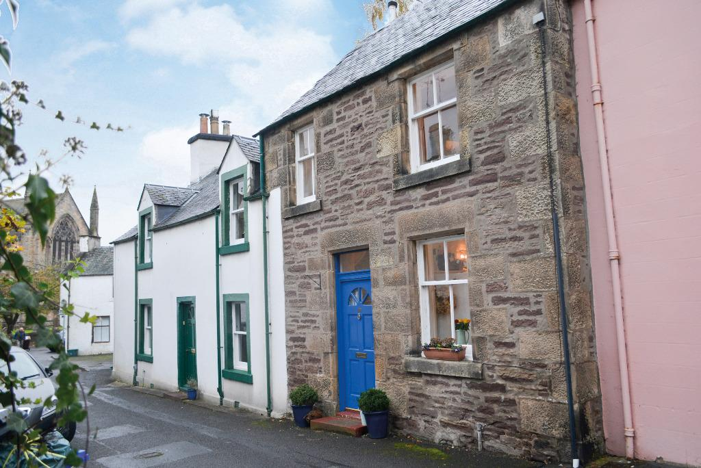 2 Bedrooms Terraced House for sale in The Cottage, Sinclair Street, Dunblane, Stirling, FK15 0AH