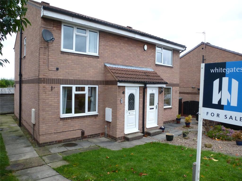 3 Bedrooms Semi Detached House for sale in Swallow Close, Darton, Barnsley, S75