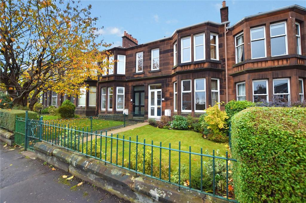 4 Bedrooms Terraced House for sale in Queen Victoria Drive, Scotstoun, Glasgow