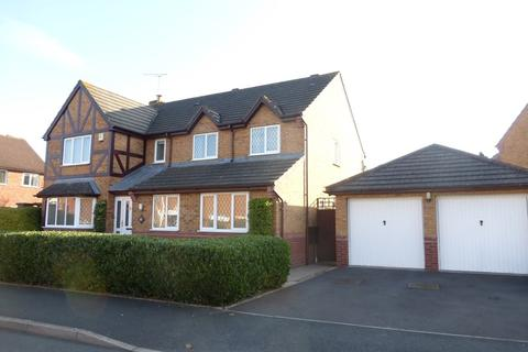 5 bedroom detached house for sale - Fairwater Close, Evesham