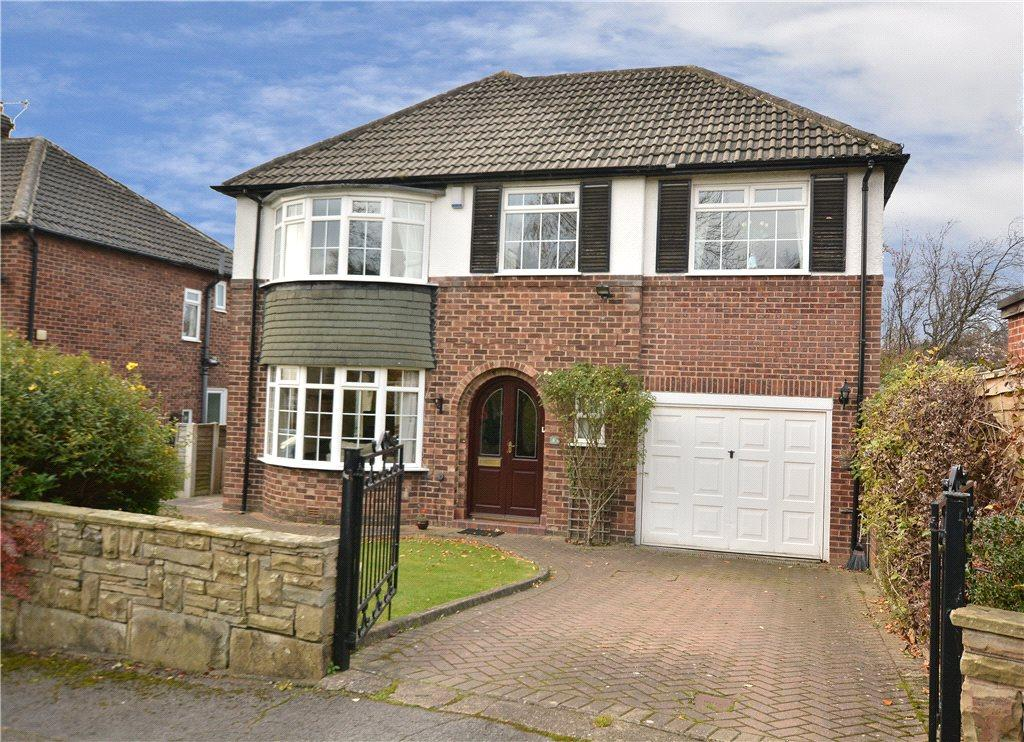 4 Bedrooms Detached House for sale in The Mount, Alwoodley, Leeds, West Yorkshire