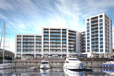 3 bedroom flat for sale - Alexandra Wharf, 2 Maritime Walk, Ocean Village, Southampton, SO14