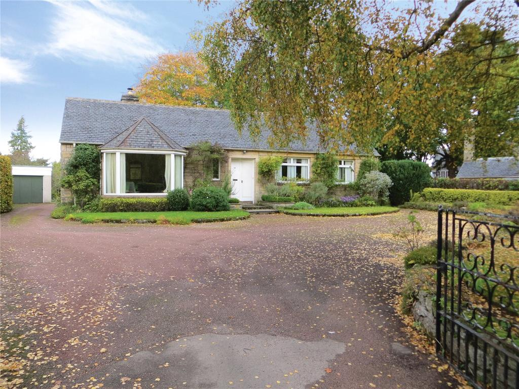 3 Bedrooms Detached Bungalow for sale in Victoria Road, Forres, Morayshire