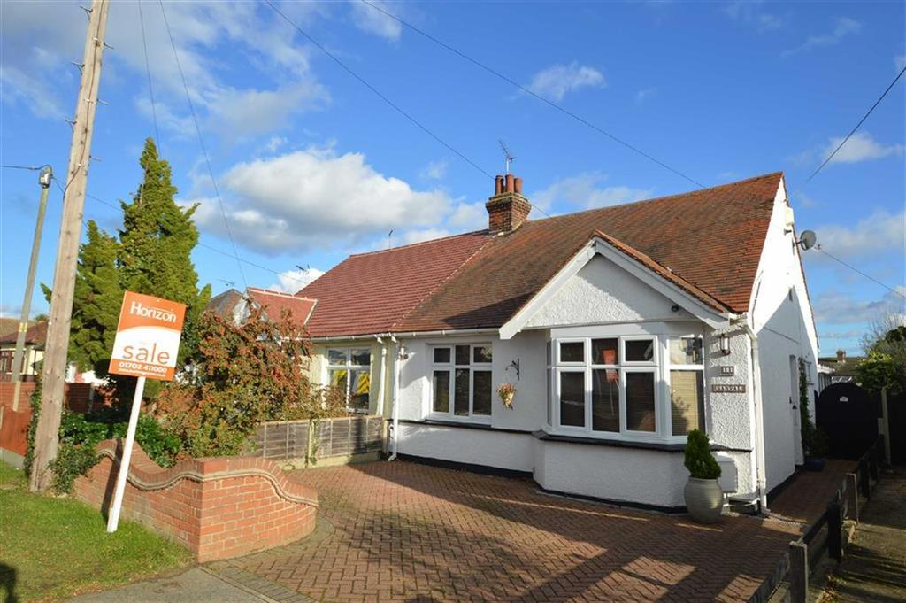 2 Bedrooms Semi Detached Bungalow for sale in Eastbury Avenue, Rochford, Essex