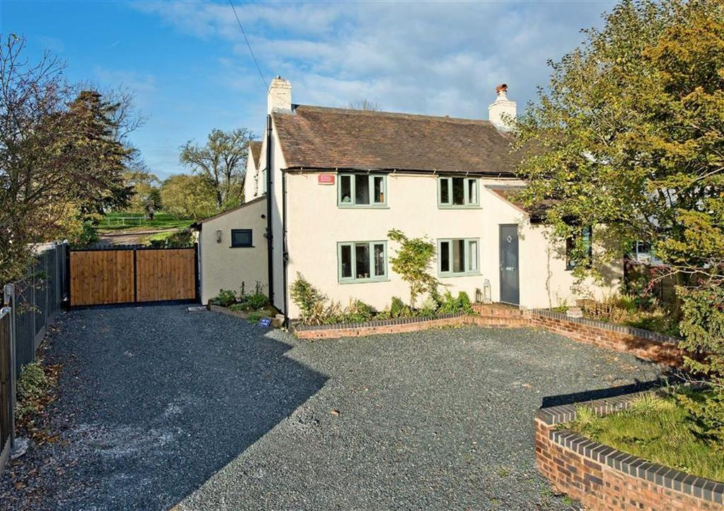 4 Bedrooms Cottage House for sale in Yew Tree Cottage, Watling Street, Brewood, Stafford, South Staffordshire, ST19