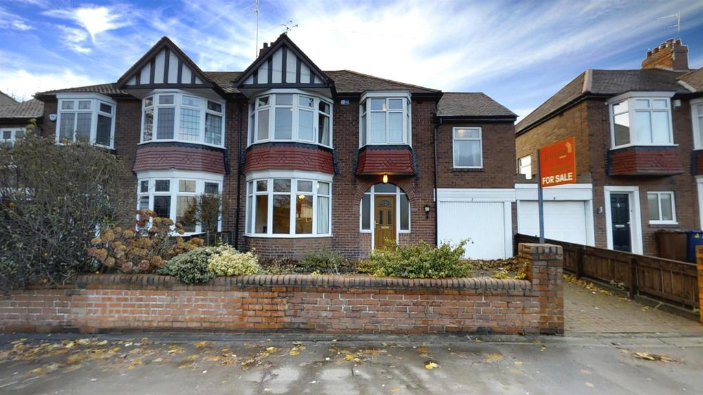 4 Bedrooms House for sale in Great North Road, Brunton Park, Newcastle Upon Tyne
