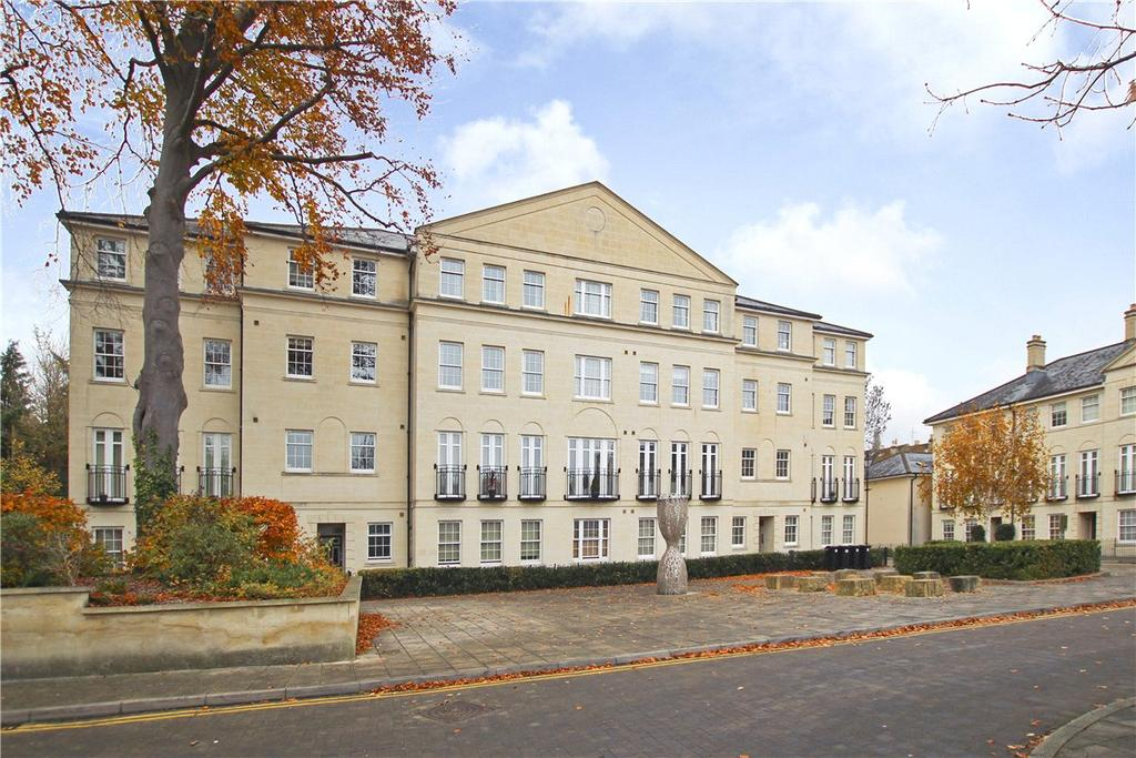 2 Bedrooms Apartment Flat for sale in Horstmann Close, Bath, Somerset, BA1