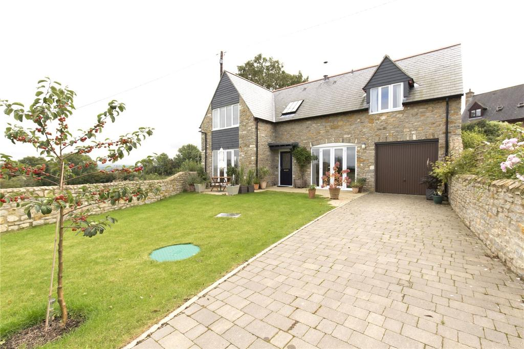 4 Bedrooms Detached House for sale in Ash Farm Close, Salwayash, Bridport, Dorset