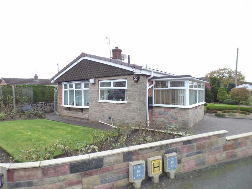 2 Bedrooms Detached Bungalow for sale in 2, Croxden Close, Cheadle