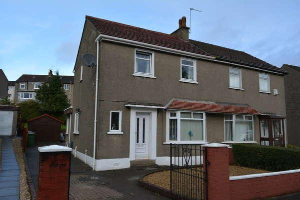 3 Bedrooms Semi-detached Villa House for sale in 102 Simshill Road, Glasgow, G44 5EN