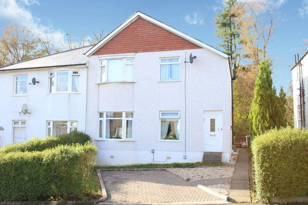 3 Bedrooms Flat for sale in 200 Glencroft Road, Croftfoot, Glasgow, G44 5RF