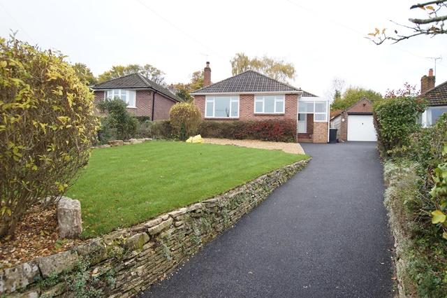 2 Bedrooms Detached Bungalow for sale in May Grove, Charlton Marshall, Blandford Forum