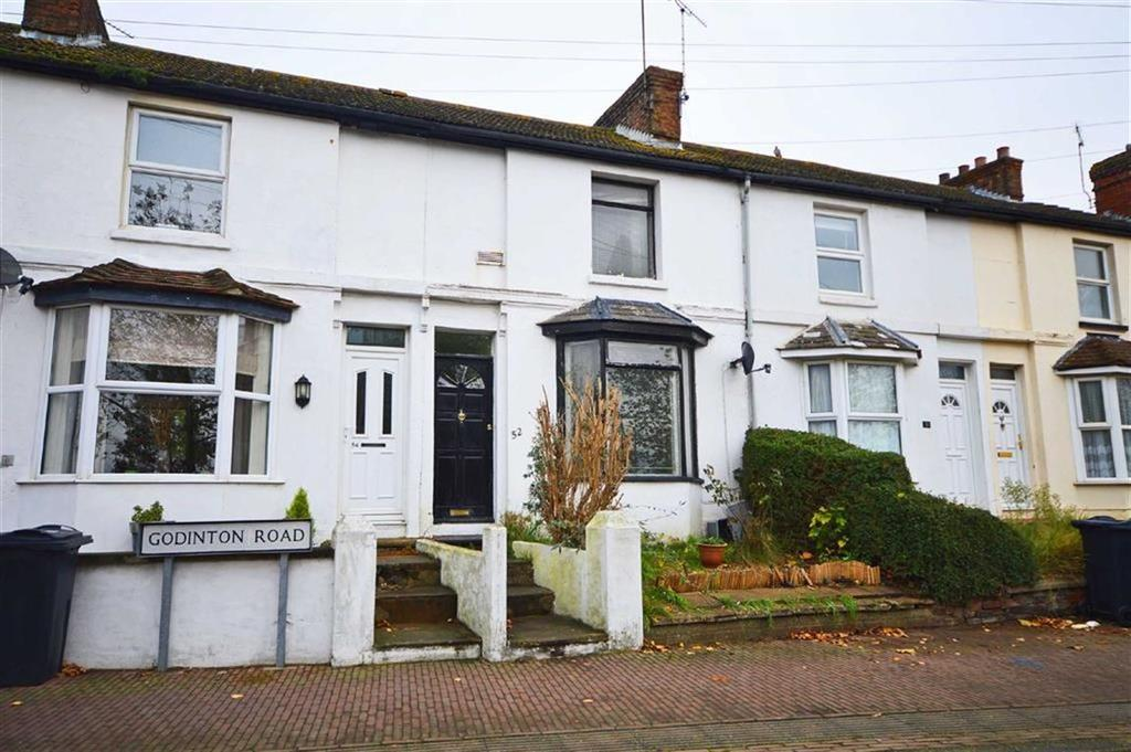 2 Bedrooms Terraced House for sale in Godinton Road, Ashford, Kent