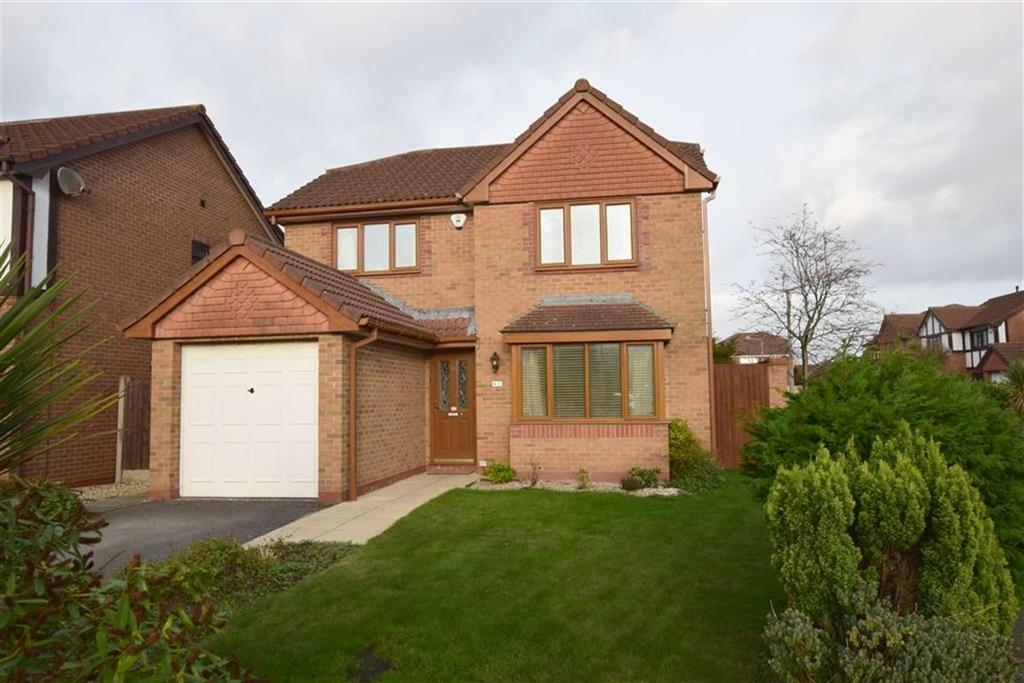 4 Bedrooms Detached House for sale in Ebony Close, CH46