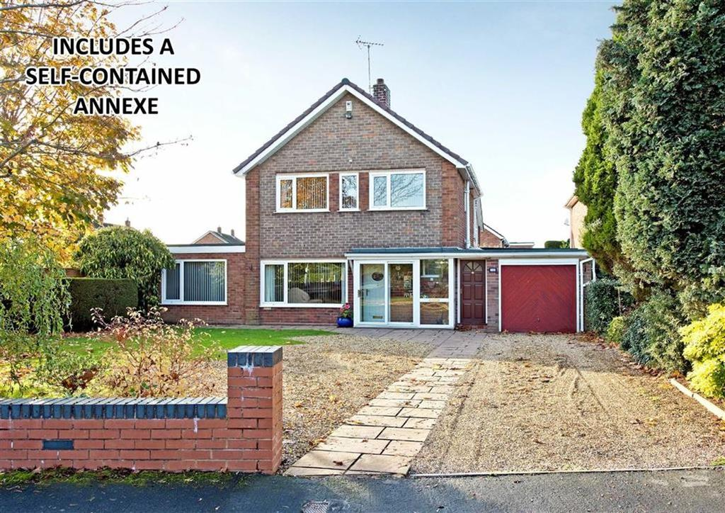 3 Bedrooms Detached House for sale in 18, St Benedicts Road, Wombourne, Wolverhampton, South Staffordshire, WV5